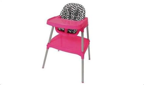 recall convertible high chairs by evenflo company inc