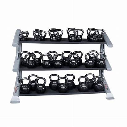 Kettlebell Racks Pro Clubline Storage