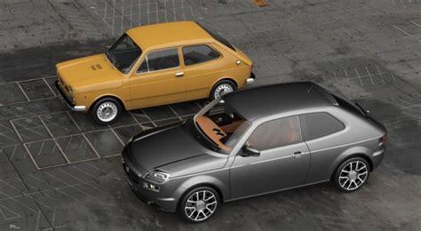 Nuova Fiat 127 2016: render della versione del 21esimo ...