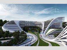 Zaha Hadid Architects Doing Their Magic With Modern
