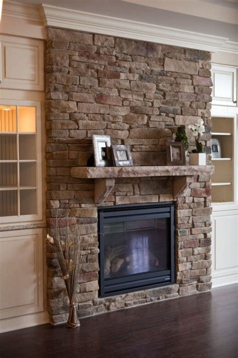 stone fireplace  stone mantel  images diy