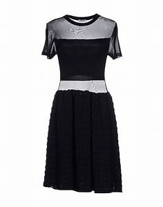 Brigitte Bardot | Black Short Dress | Lyst