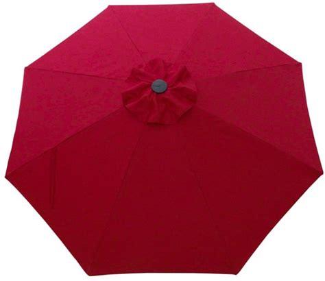 patio umbrella replacement canopy 11 umbrella