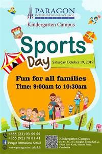 sports day paragon international school cambodia