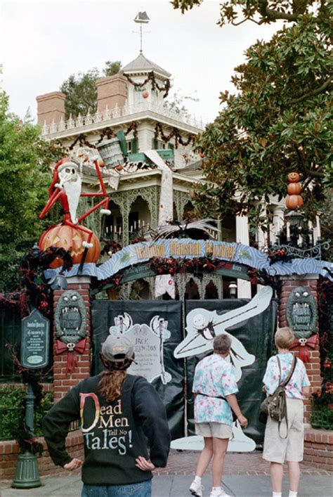 animation empire haunted mansion  disneyland
