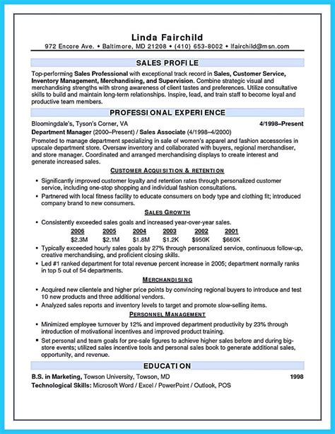 Name Your Resume by You Can Start Writing Assistant Store Manager Resume By