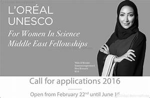 Calling All 'Women in Science'. L'ORÉAL-UNESCO for Women ...