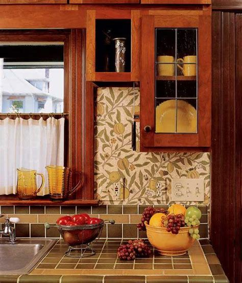 cabin kitchen cabinets 1000 images about craftsman style kitchen on 1904