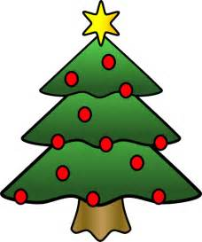 christmas tree clip art at clker com vector clip art online royalty free public domain