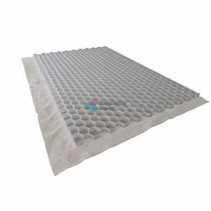 Geotextile Sous Gravier : stabilisateur de graviers 2 9 cm nidagravel ~ Premium-room.com Idées de Décoration