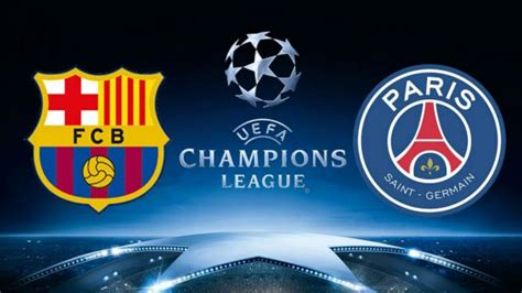 Transmision del Barcelona vs. PSG en Vivo   ..:Platanero Tv:..