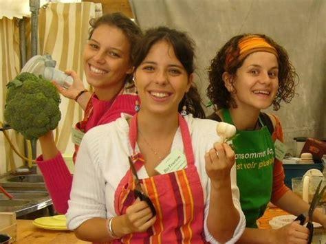 cours de cuisine bio intelligence verte pour la sauvegarde de la biodiversité