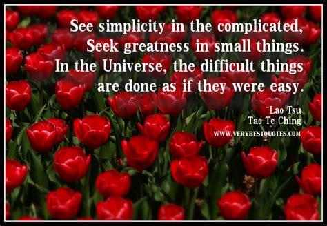 simplicity quotes quotesgram