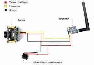 Everfocus Camera Wiring Diagram For