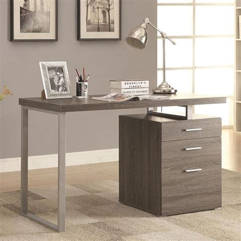 Office Desk Gray by Carey Desk Gray Washed In 2019 Eurway Office Home