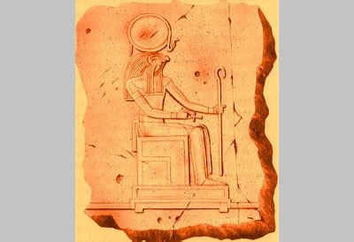 ra egyptian god   sun mythologynet