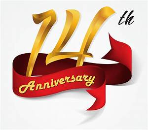Modern & Traditional 14th Wedding Anniversary Gifts for ...  14th