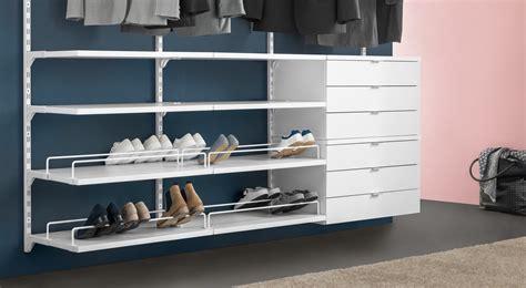 Wardrobe Shelving Systems by Wardrobe Shelving System Design Your Open Wardrobe