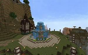 Amplified Steampunk Village Minecraft Project