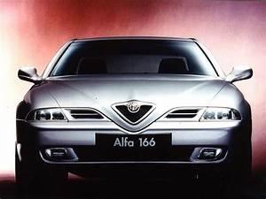 Alfa Romeo 166 : alfa romeo 166 technical details history photos on better parts ltd ~ Gottalentnigeria.com Avis de Voitures
