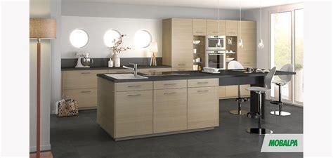 cuisine en chene blanchi façade de meuble de cuisine et de salle de bains chêne