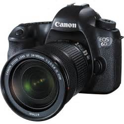 Canon EOS 6D DSLR Camera with 24-105mm f/3.5-5.6 STM 8035B106