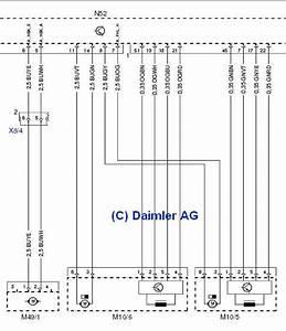 Wiring Diagram De Motor Mercedes Benz