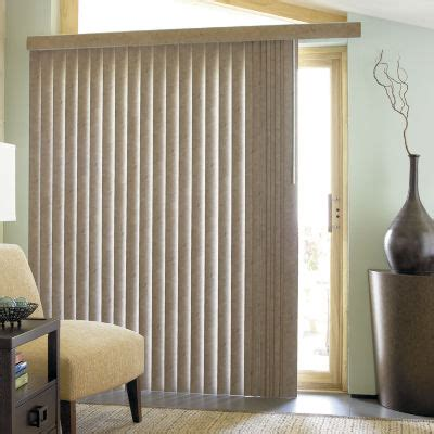 jcpenney home suede  vinyl vertical blinds