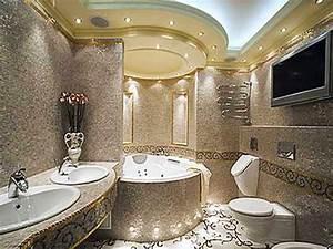 Home Decor: Luxury modern bathroom design ideas