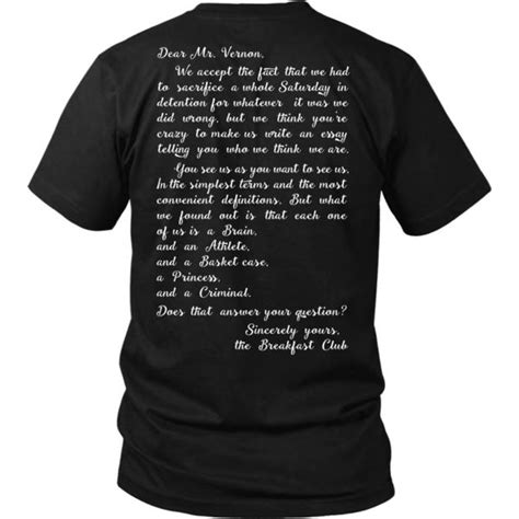 sincerely yours t shirts tees hoodies the breakfast