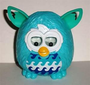 McDonald's 2013 Furby Boom! Googly Eyes Furby Happy Meal ...