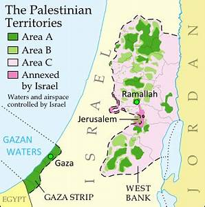 Is Palestine Really a Country? - Political Geography Now