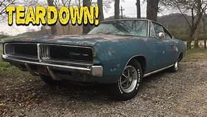 Abandoned 1969 Charger Update   Giveaway