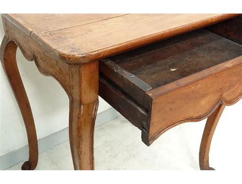 pied de bureau table cabaret louis xv bureau nmerisier sculpté pieds