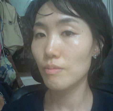 남편이 적극추천한 양악수술하고 40대노안녀→이수경도플갱어