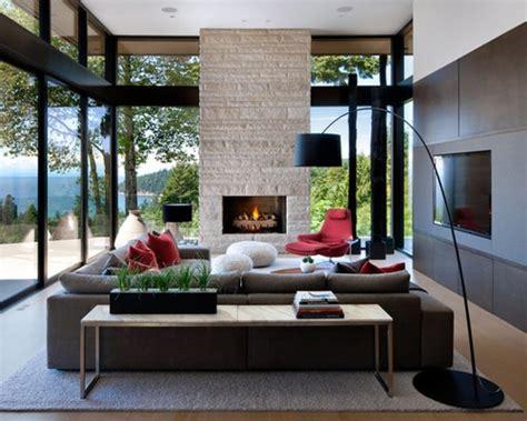 Modern Rustic Living Room Design Decor Modern Living Room