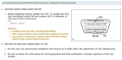 why is my vsc light on my lexus how to clear the vsc ecb light clublexus lexus forum
