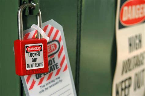 national bureau of standards the of hazardous energy lockout tagout osha