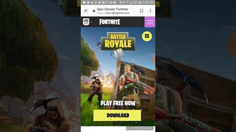 log   fortnite battleroyale epic games