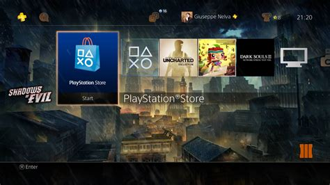 free call of duty black ops iii ps4 theme now available for beta testers screenshots inside