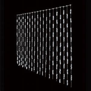 Rideau Lumineux Ikea : guirlande rideau lumineuse noel decoration ~ Farleysfitness.com Idées de Décoration