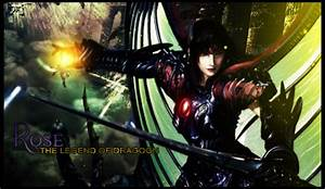 Rose ~ Legend of Dragoon by Iinsectica on DeviantArt