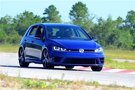 2016 Volkswagen Golf R Track Day