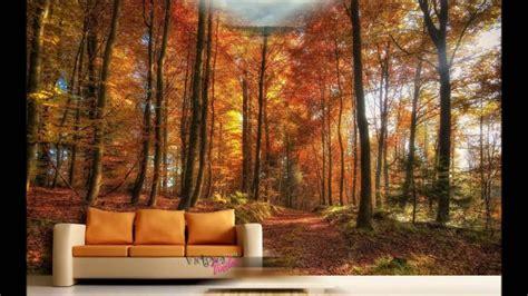 murales paisajes vinilos decorativos youtube