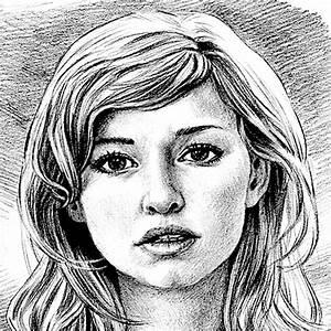Pencil Sketch Ad