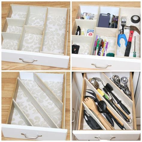 Brilliant DIY Drawer Organizers That Will Make Your Life