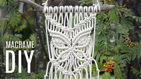 picture wall hanging ideas macramé wall hanging butterfly tutorial by macrame