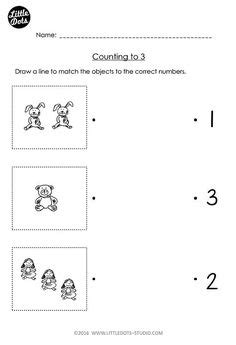 pre  math worksheets  activities images