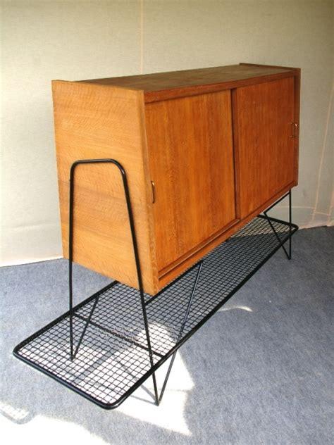 fournitures bureaux buffet enfilade commode design jacques hitier 1950 jpg
