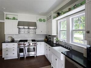 extraordinary black and white kitchen colour schemes With kitchen colors with white cabinets with 0 0 sticker